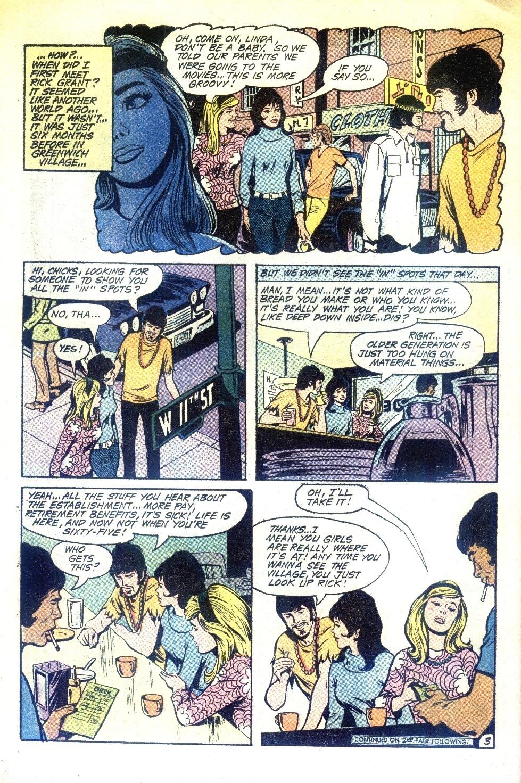 Read online Secret Hearts comic -  Issue #148 - 6
