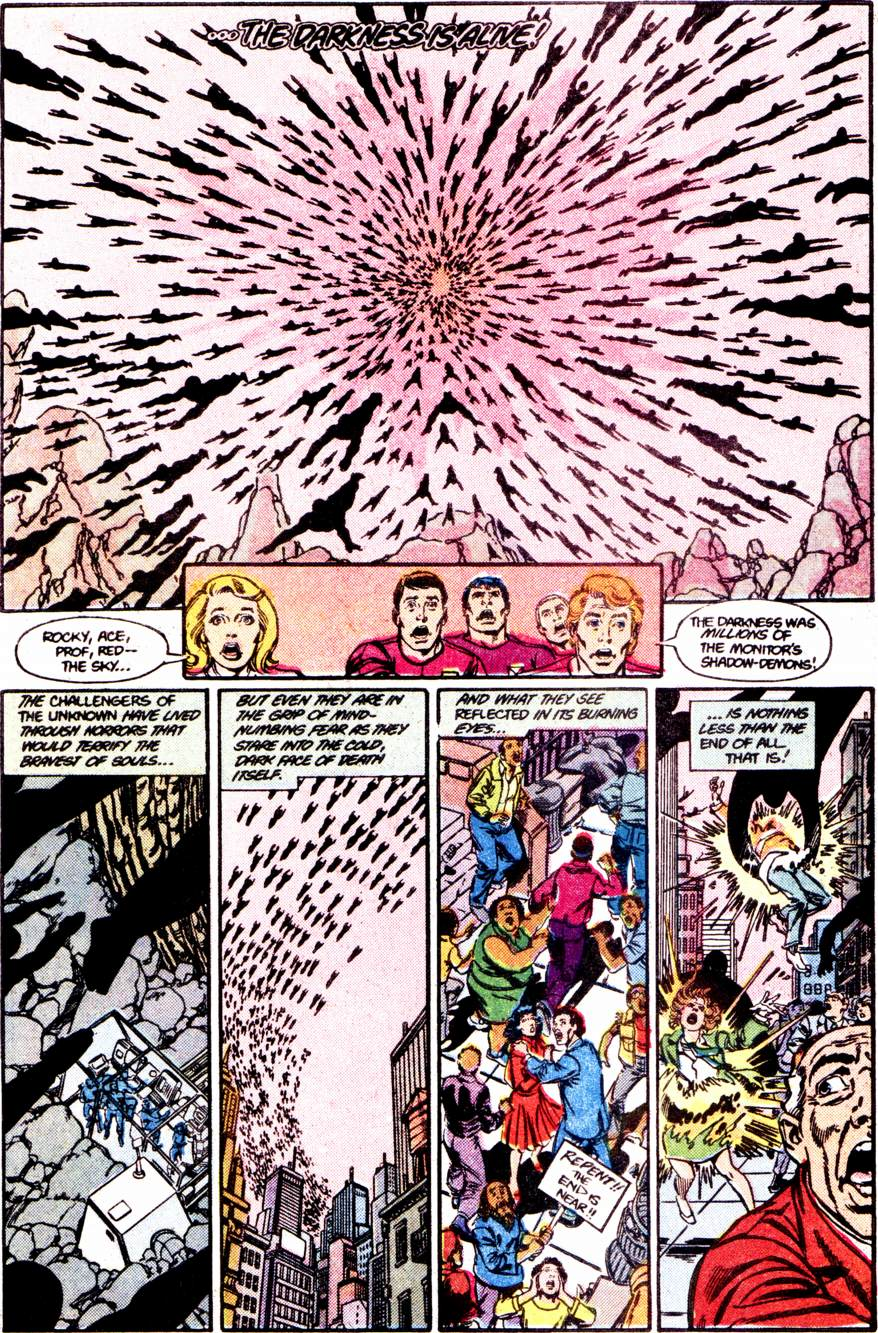Crisis on Infinite Earths (1985) 12 Page 9