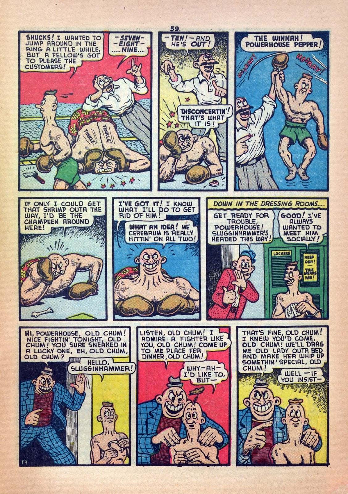 Read online Joker Comics comic -  Issue #2 - 61