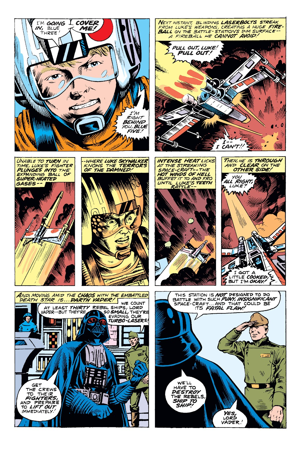 Read online Star Wars Legends: The Original Marvel Years - Epic Collection comic -  Issue # TPB 1 (Part 2) - 3