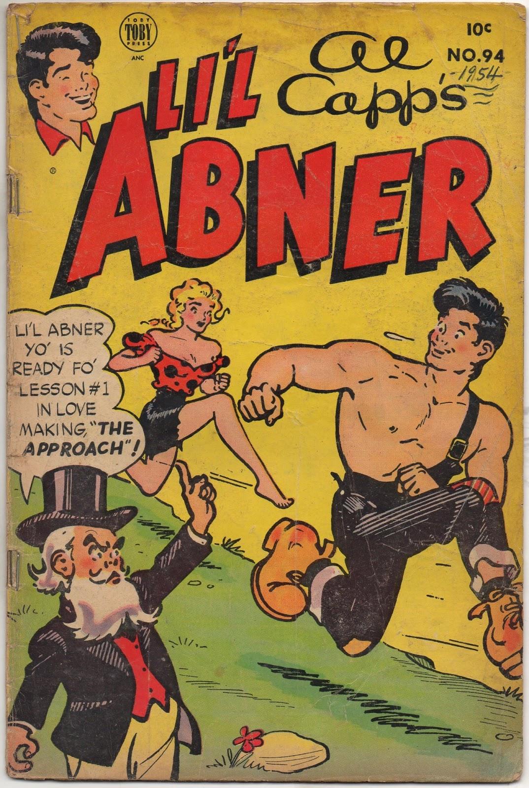 Lil Abner Comics 94 Page 1