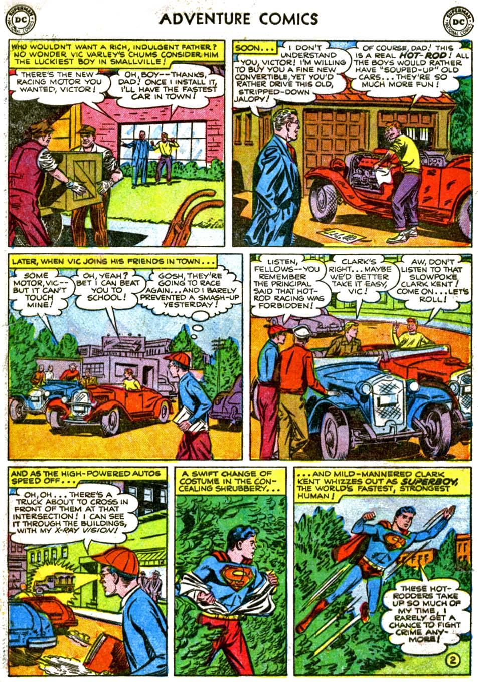 Read online Adventure Comics (1938) comic -  Issue #177 - 4