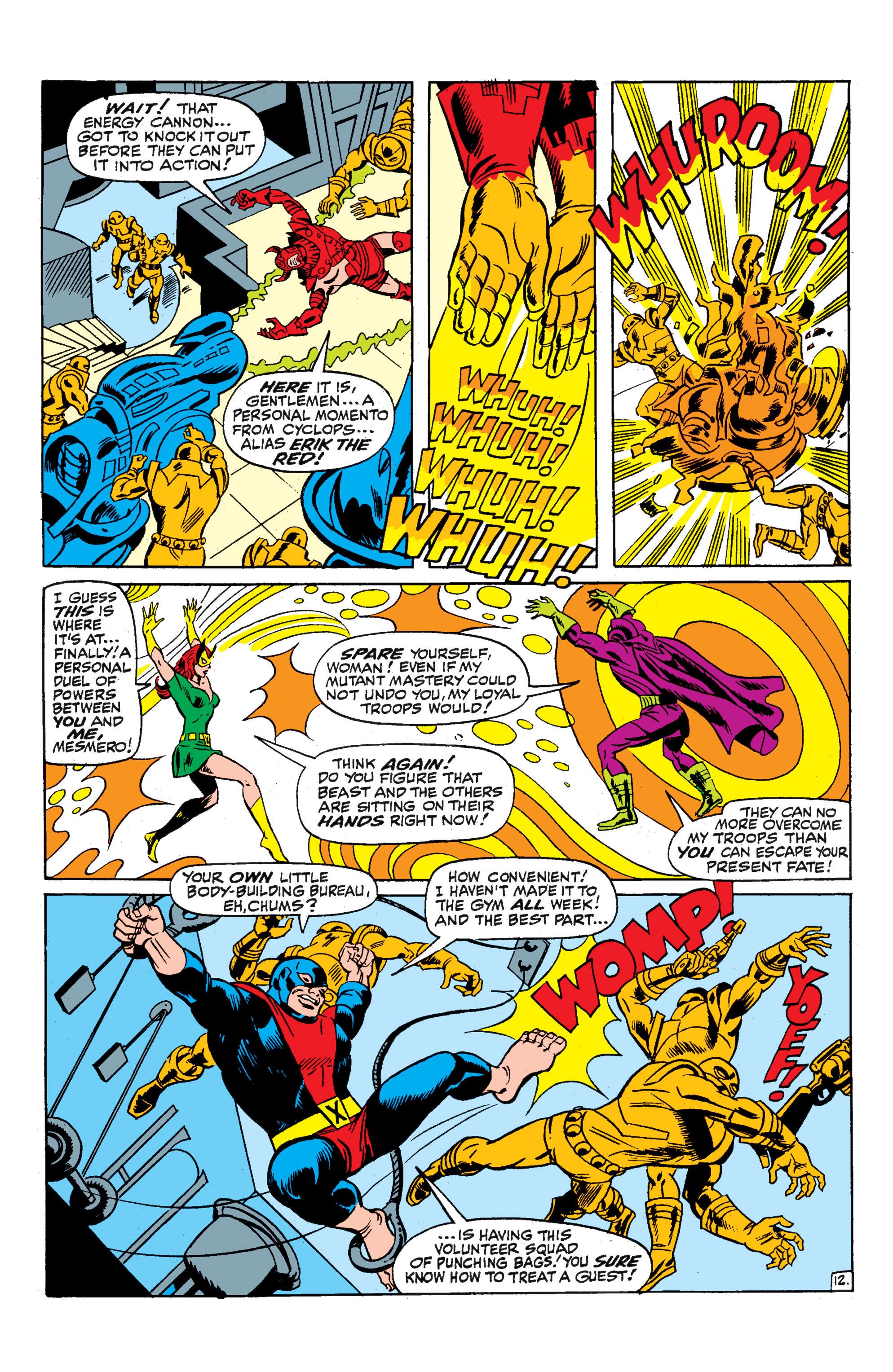 Uncanny X-Men (1963) 52 Page 12