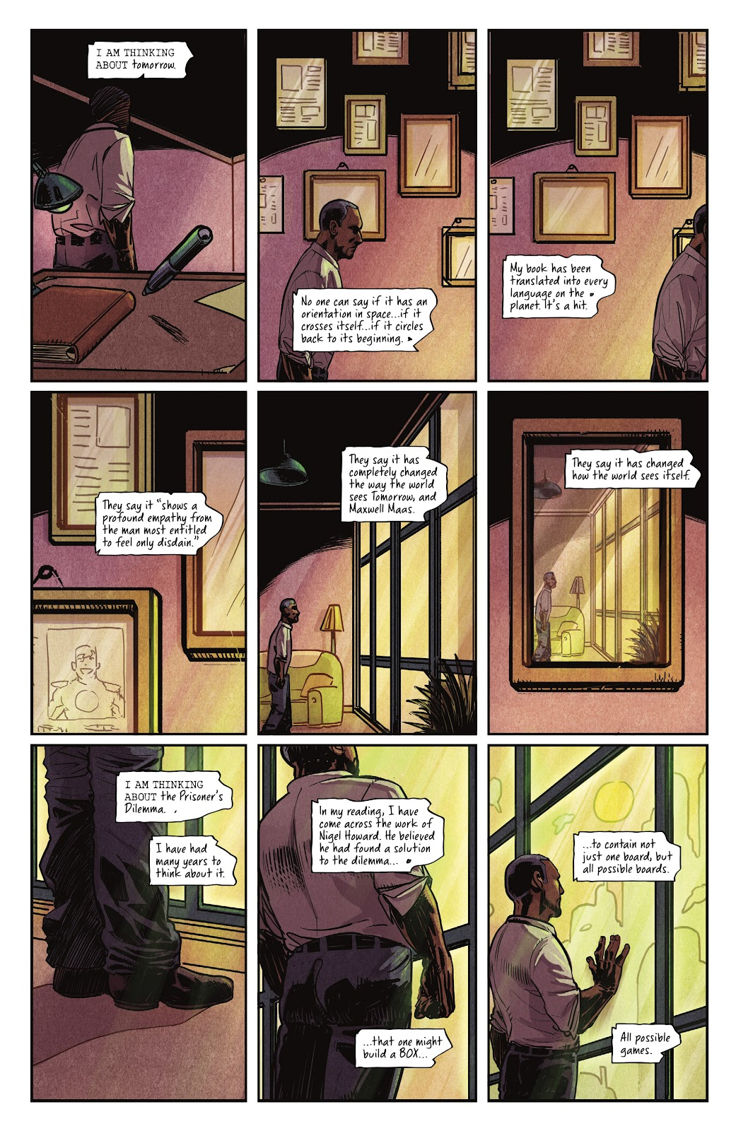 Read online Maxwell's Demons comic -  Issue #4 - 50