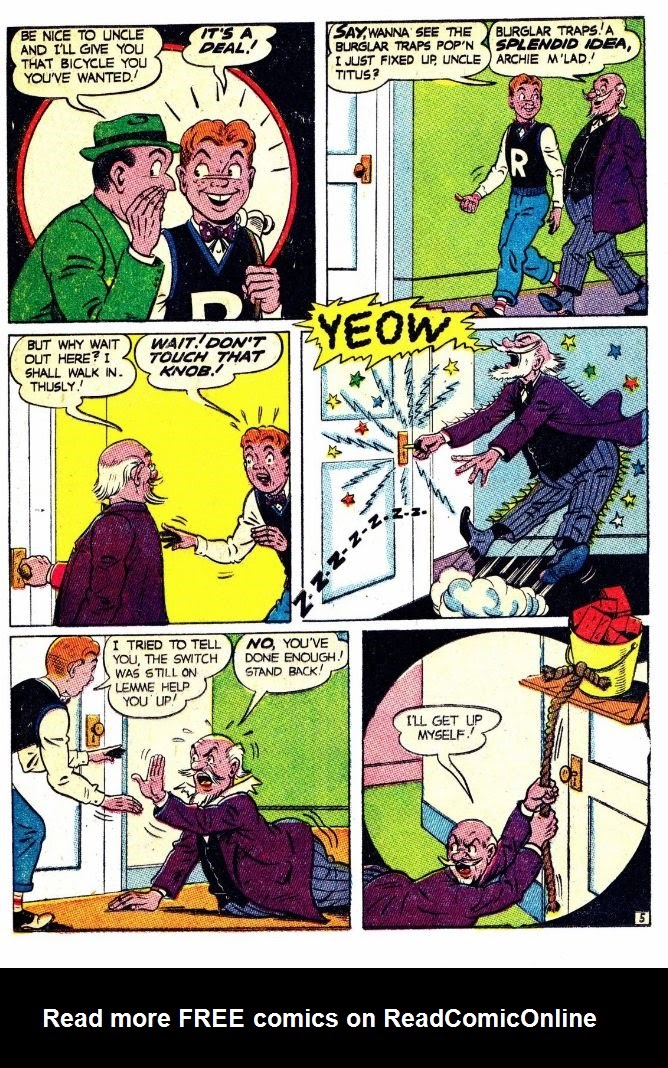 Archie Comics issue 026 - Page 36