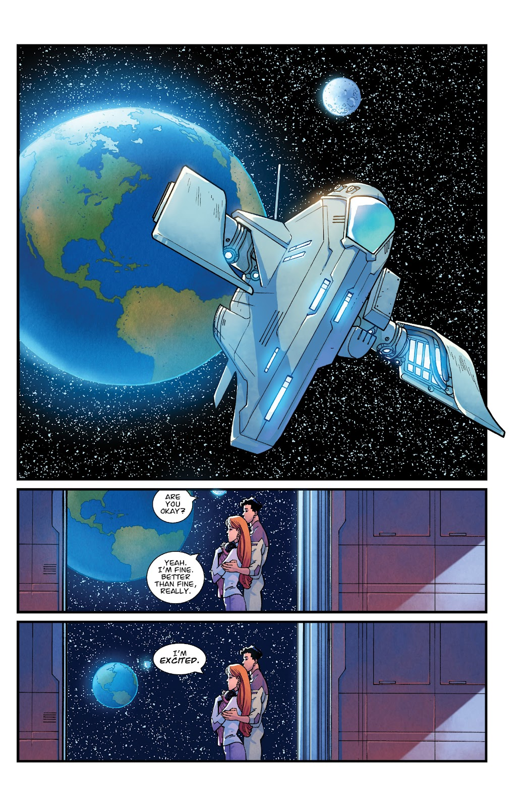 Invincible (2003) issue TPB 21 - Modern Family - Page 62