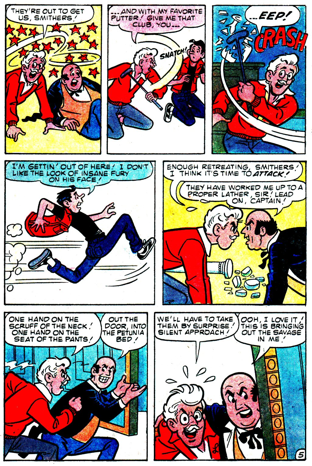 Read online Archie (1960) comic -  Issue #329 - 7
