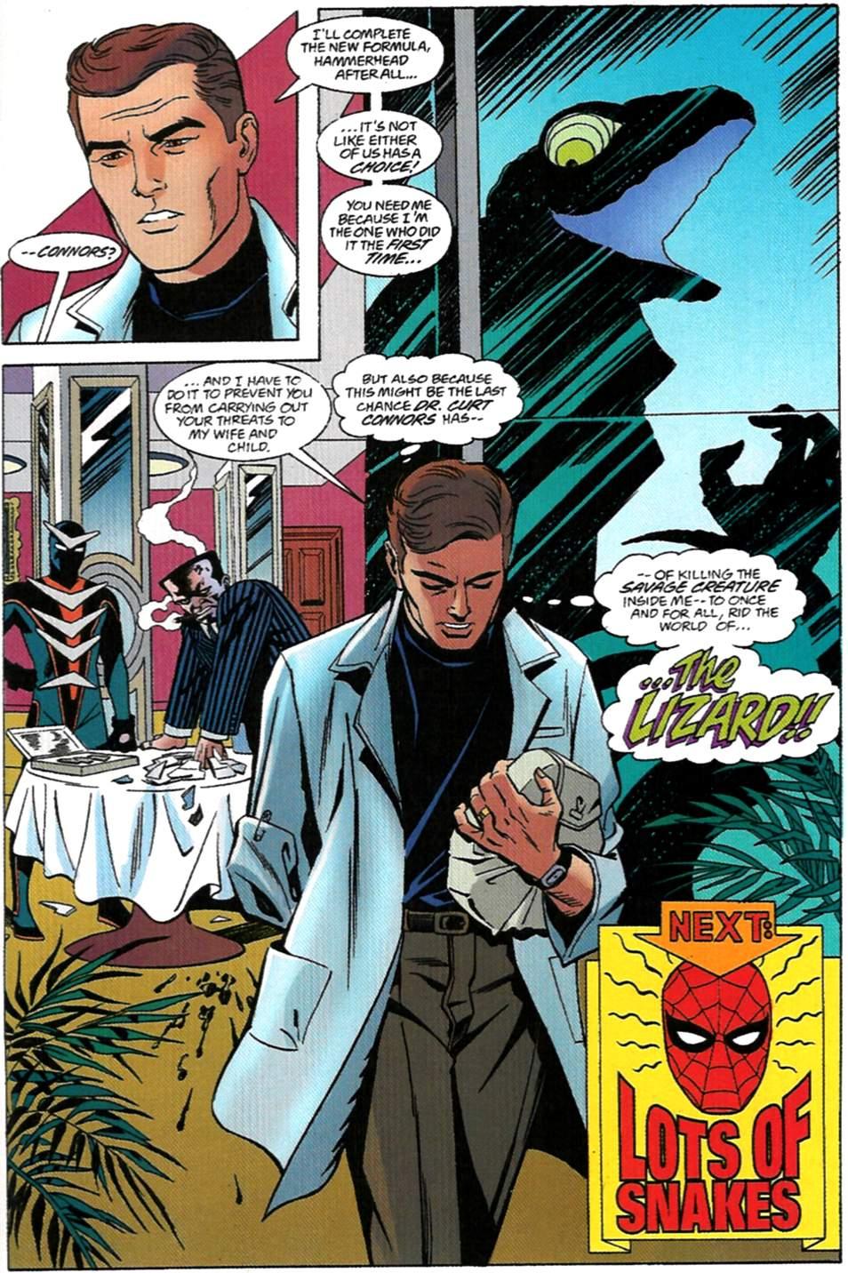 Read online Spider-Man: Lifeline comic -  Issue #1 - 23