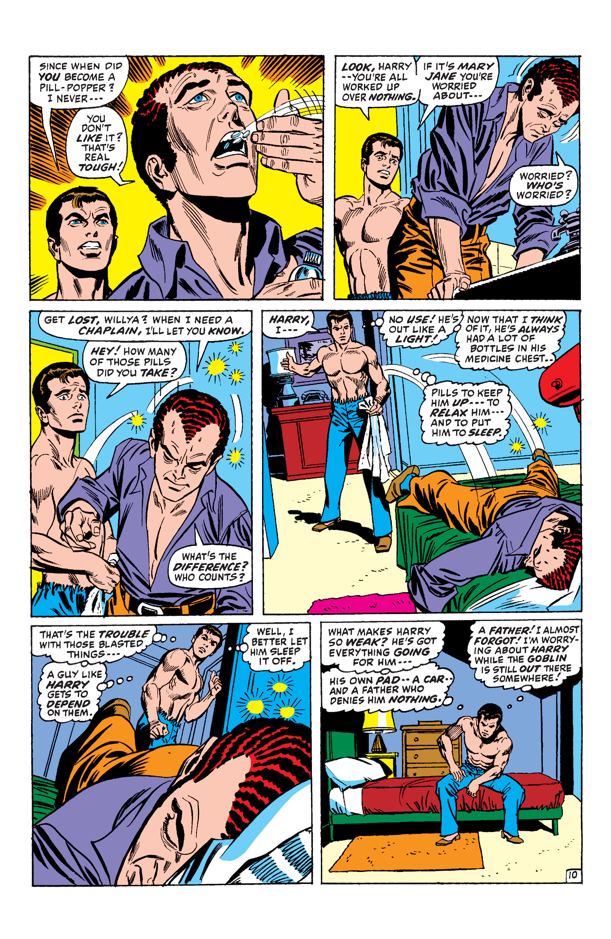 The Amazing Spider-Man (1963) 97 Page 10