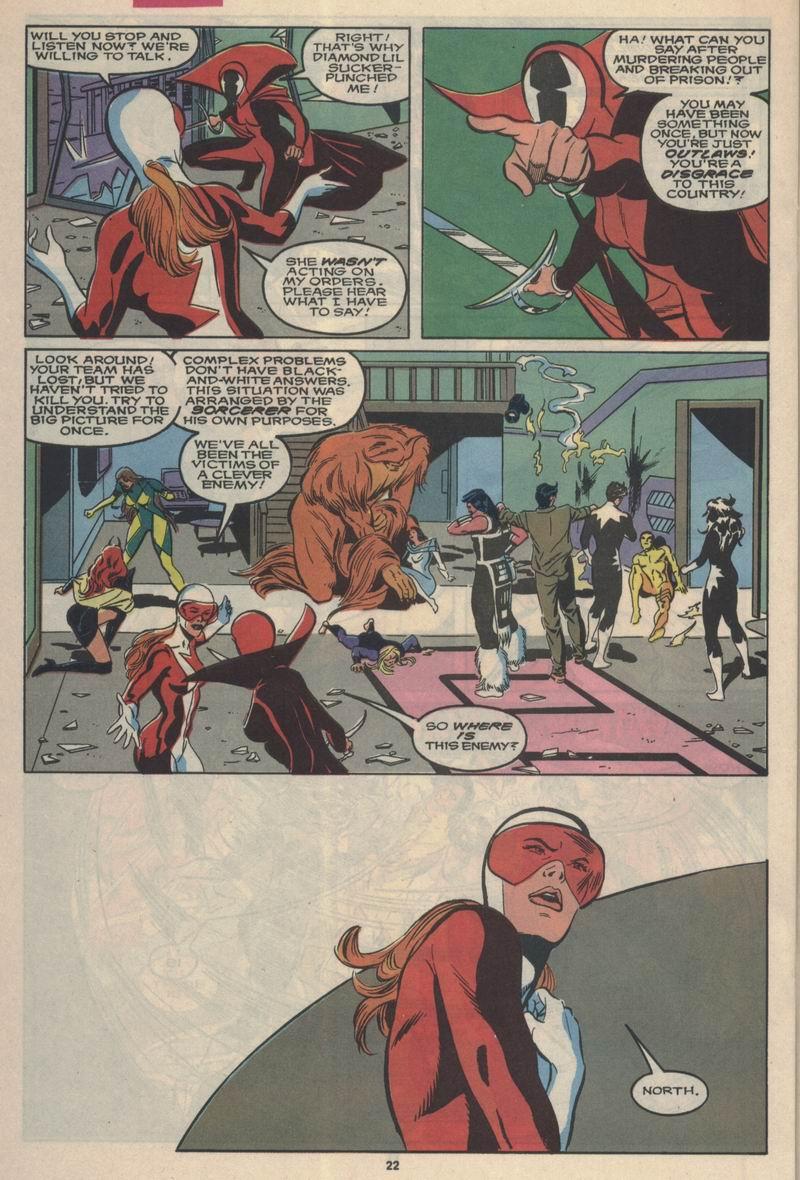 Read online Alpha Flight (1983) comic -  Issue #84 - 18