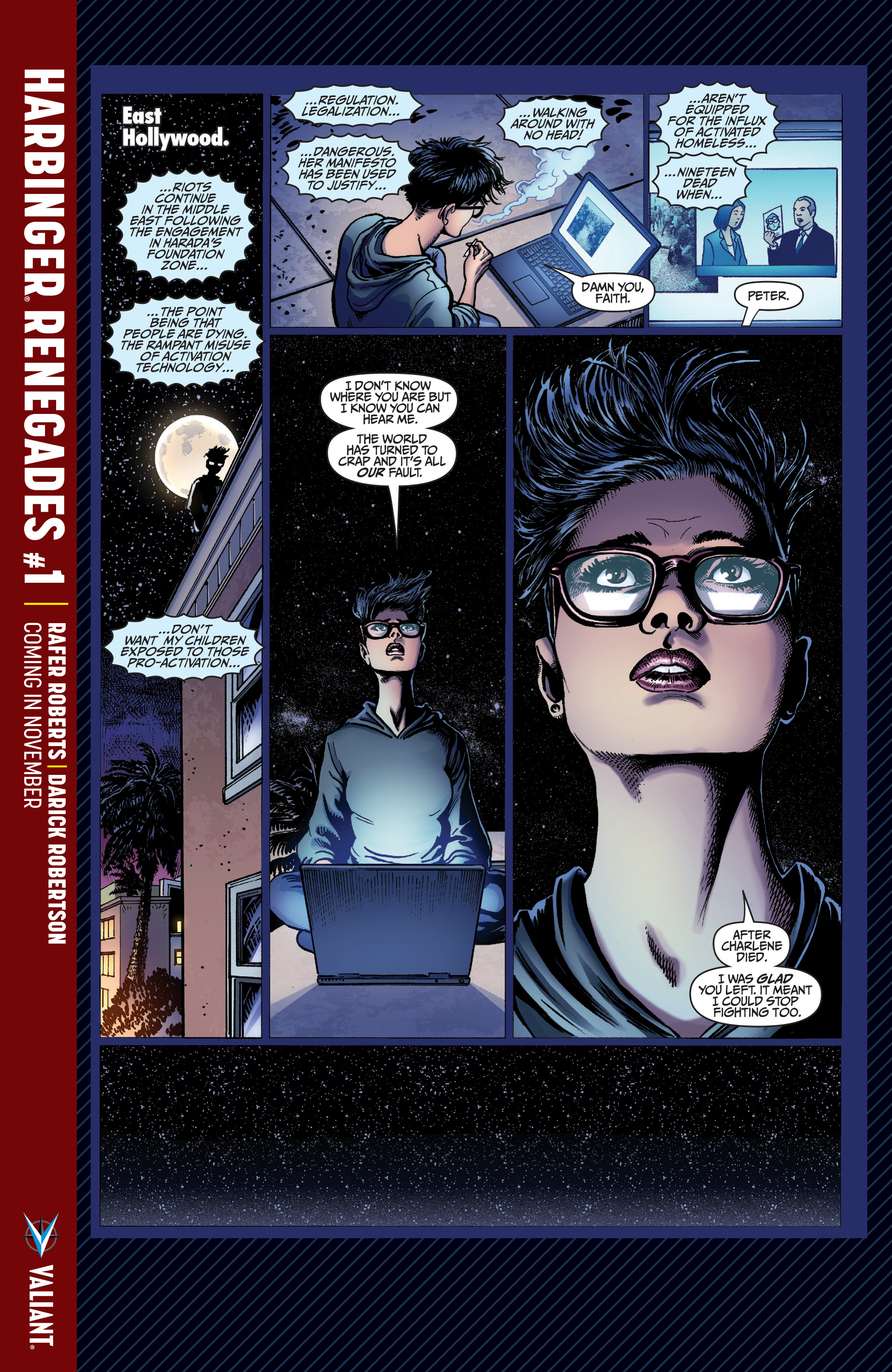 Read online A&A: The Adventures of Archer & Armstrong comic -  Issue #8 - 27