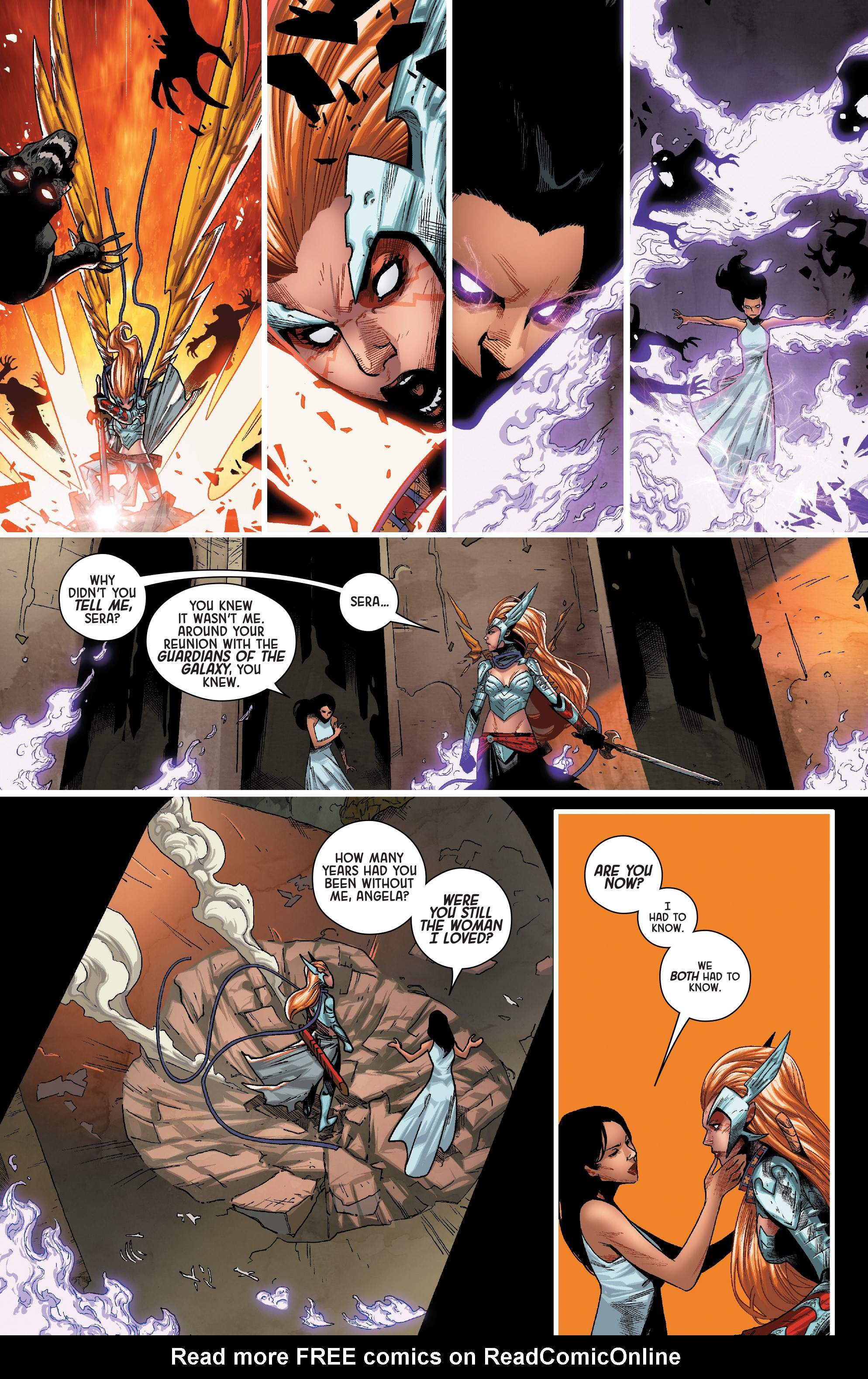 Read online Angela: Queen Of Hel comic -  Issue #2 - 11