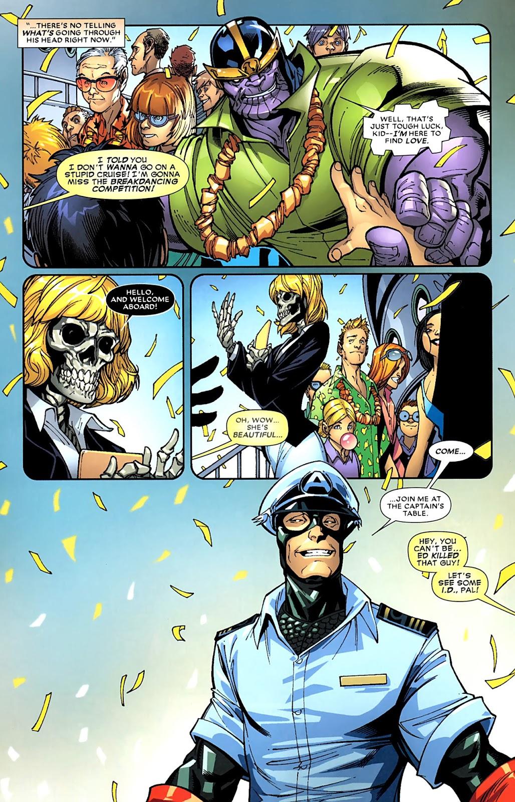 Read online Deadpool (2008) comic -  Issue #15 - 15