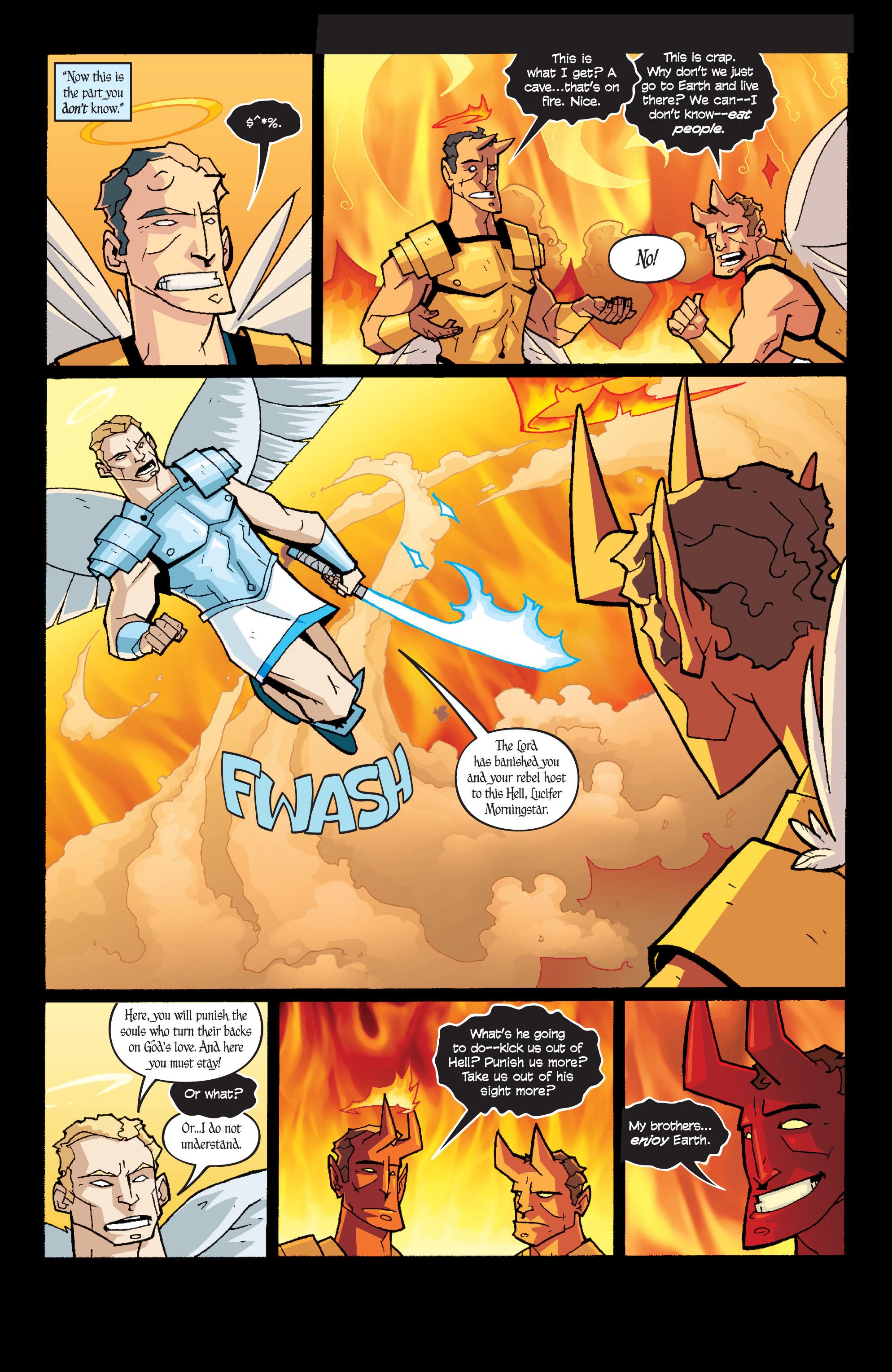 Read online Killer Of Demons comic -  Issue #2 - 22