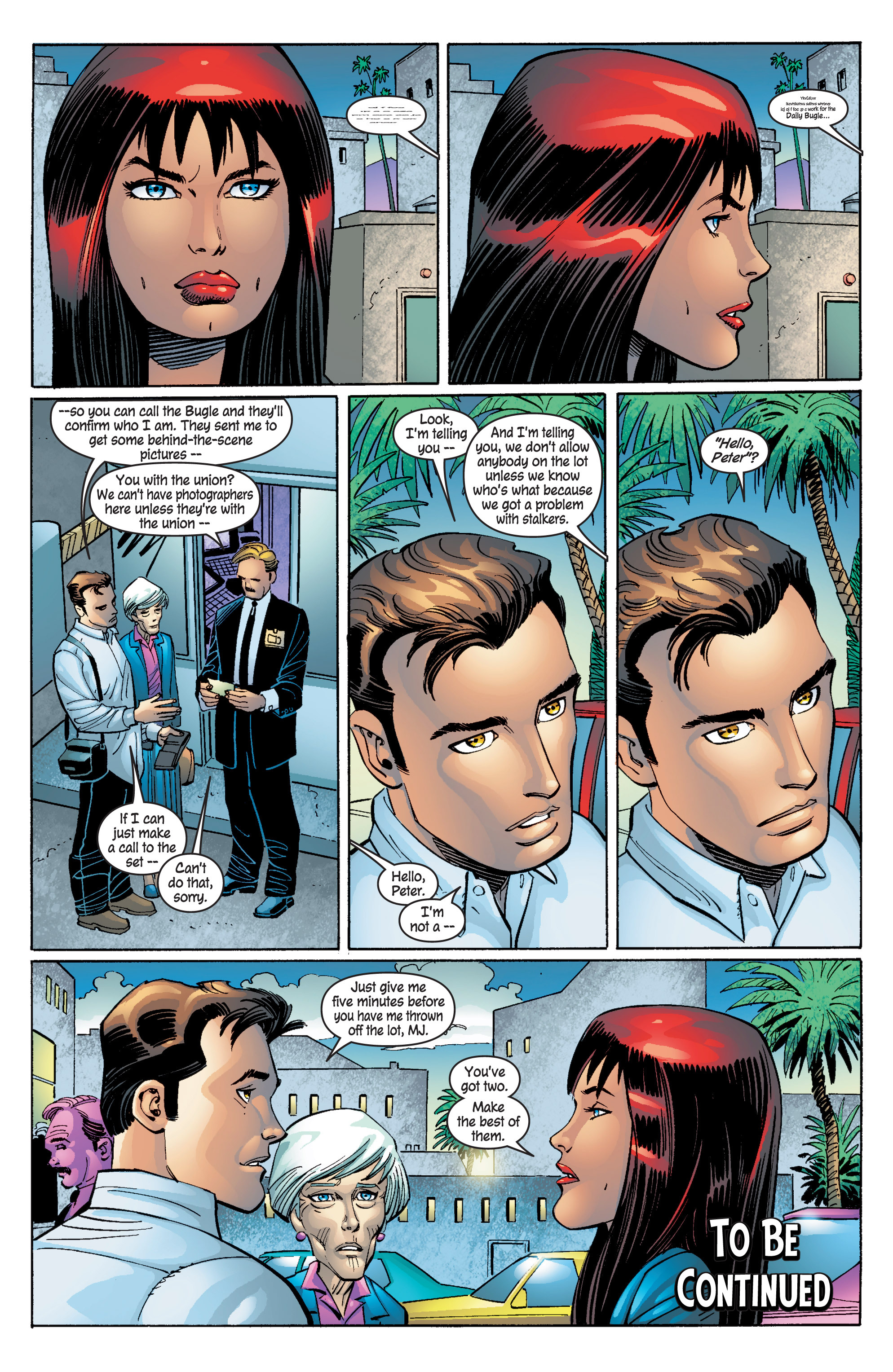The Amazing Spider-Man (1999) 43 Page 22
