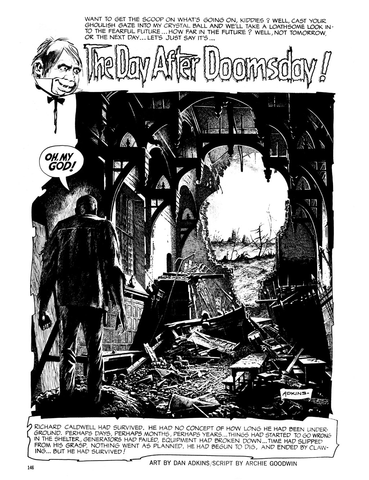 Read online Eerie Archives comic -  Issue # TPB 2 - 147