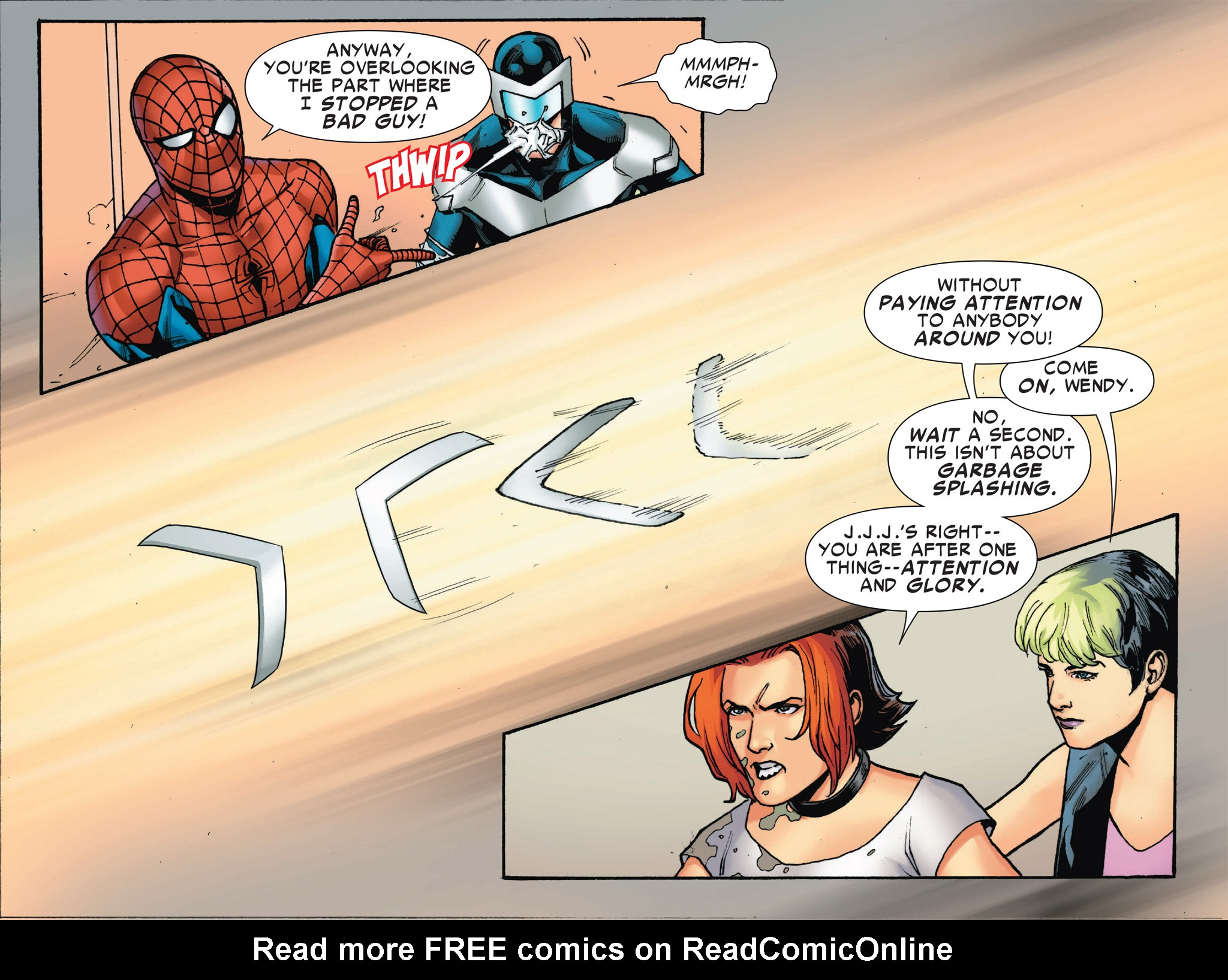 Read online Ultimate Spider-Man (Infinite Comics) (2016) comic -  Issue #2 - 34