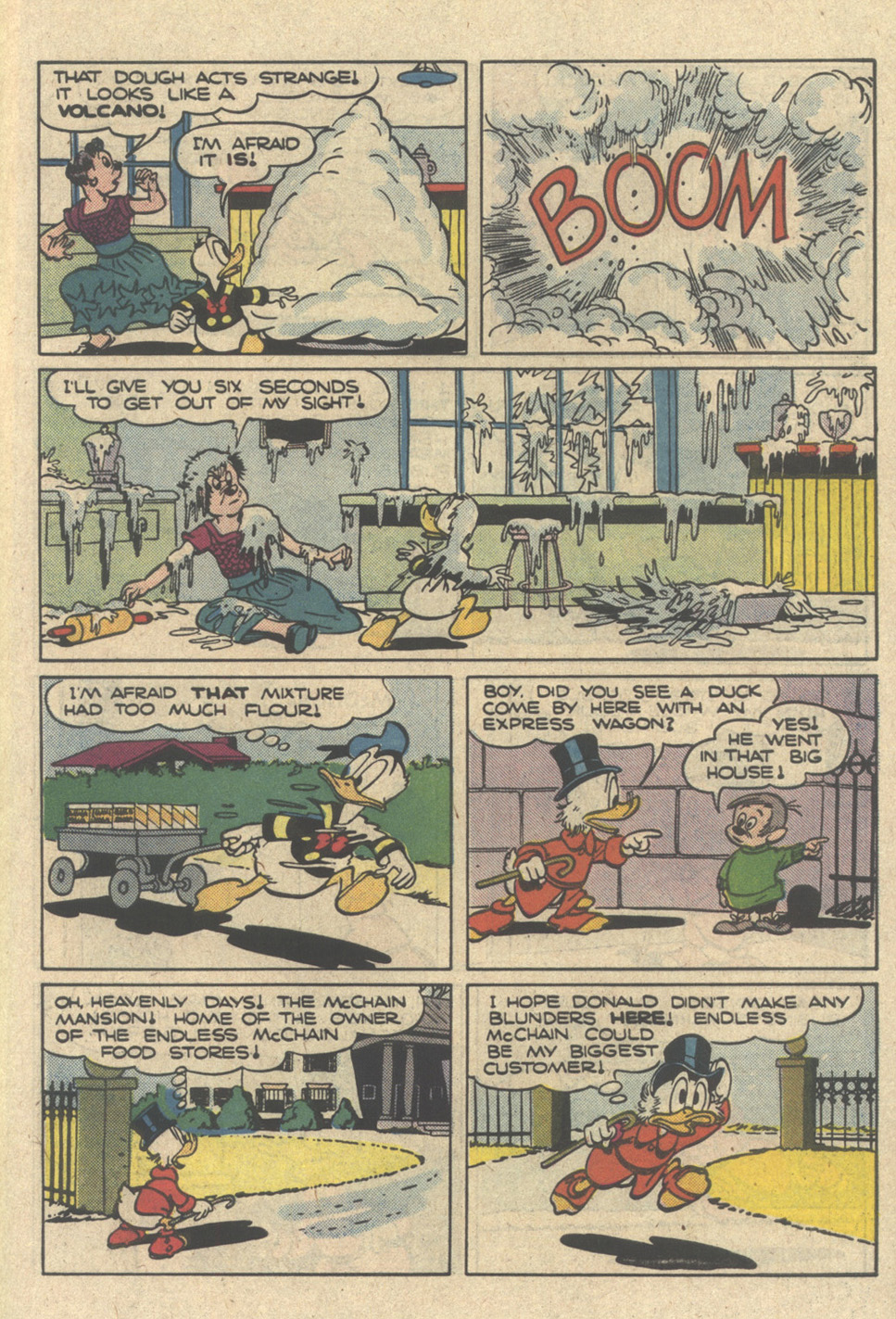 Read online Uncle Scrooge (1953) comic -  Issue #218 - 31