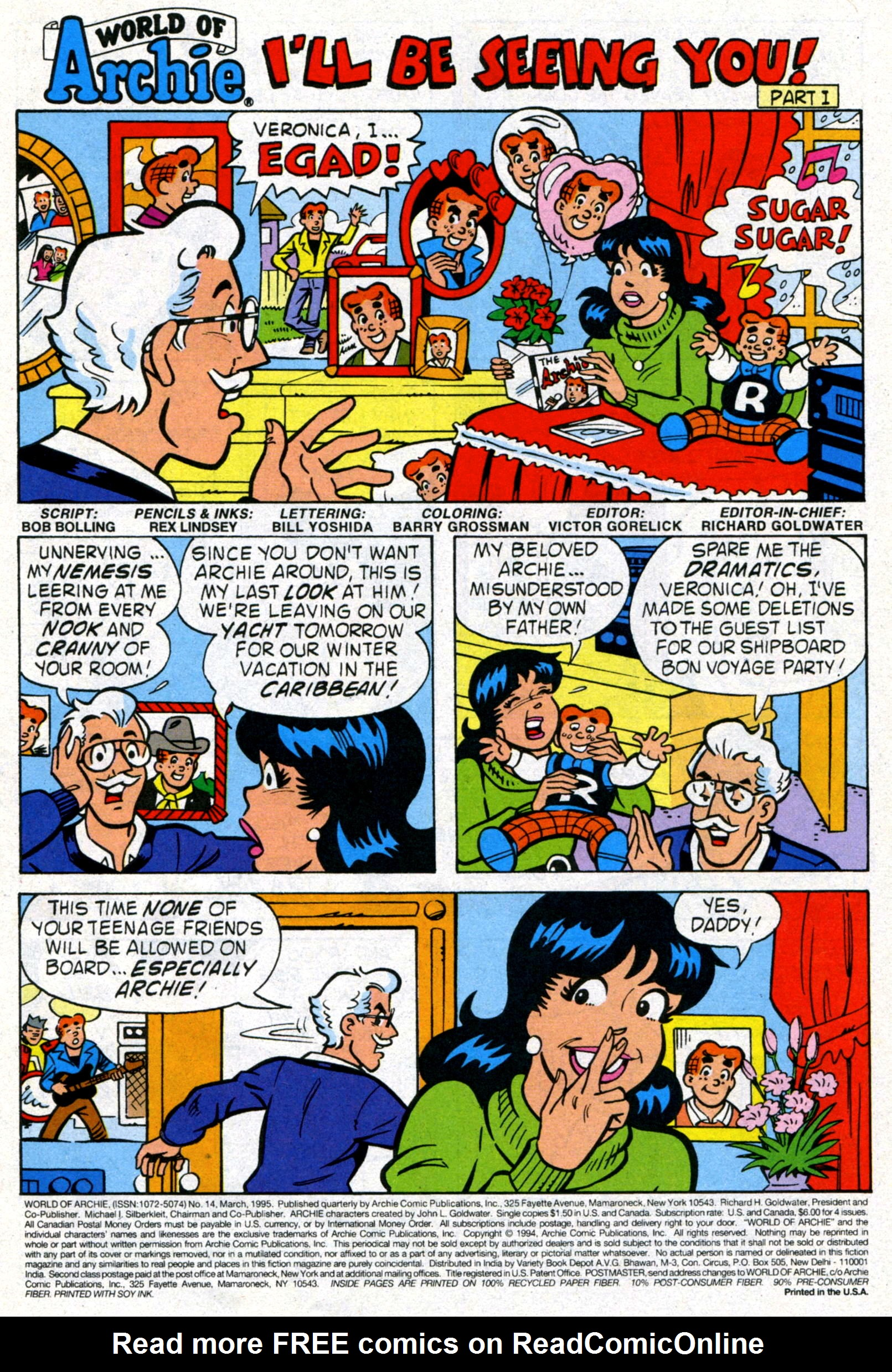Read online World of Archie comic -  Issue #14 - 3