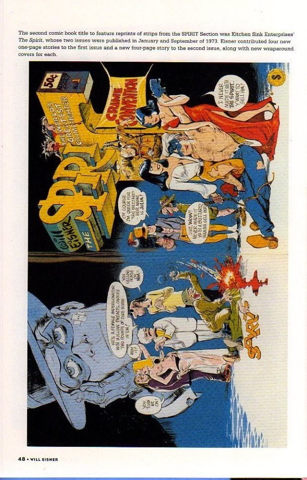 Read online Will Eisner's The Spirit Archives comic -  Issue # TPB 26 (Part 1) - 55