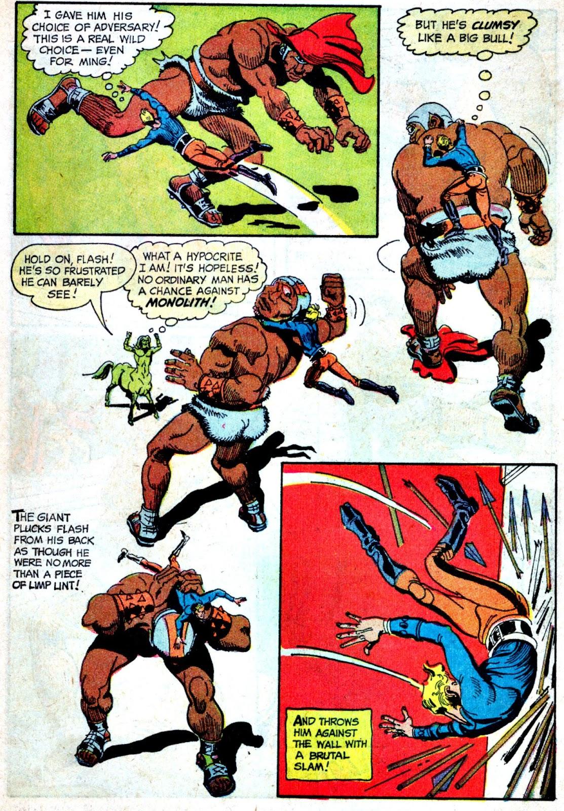 Flash Gordon (1966) issue 3 - Page 28