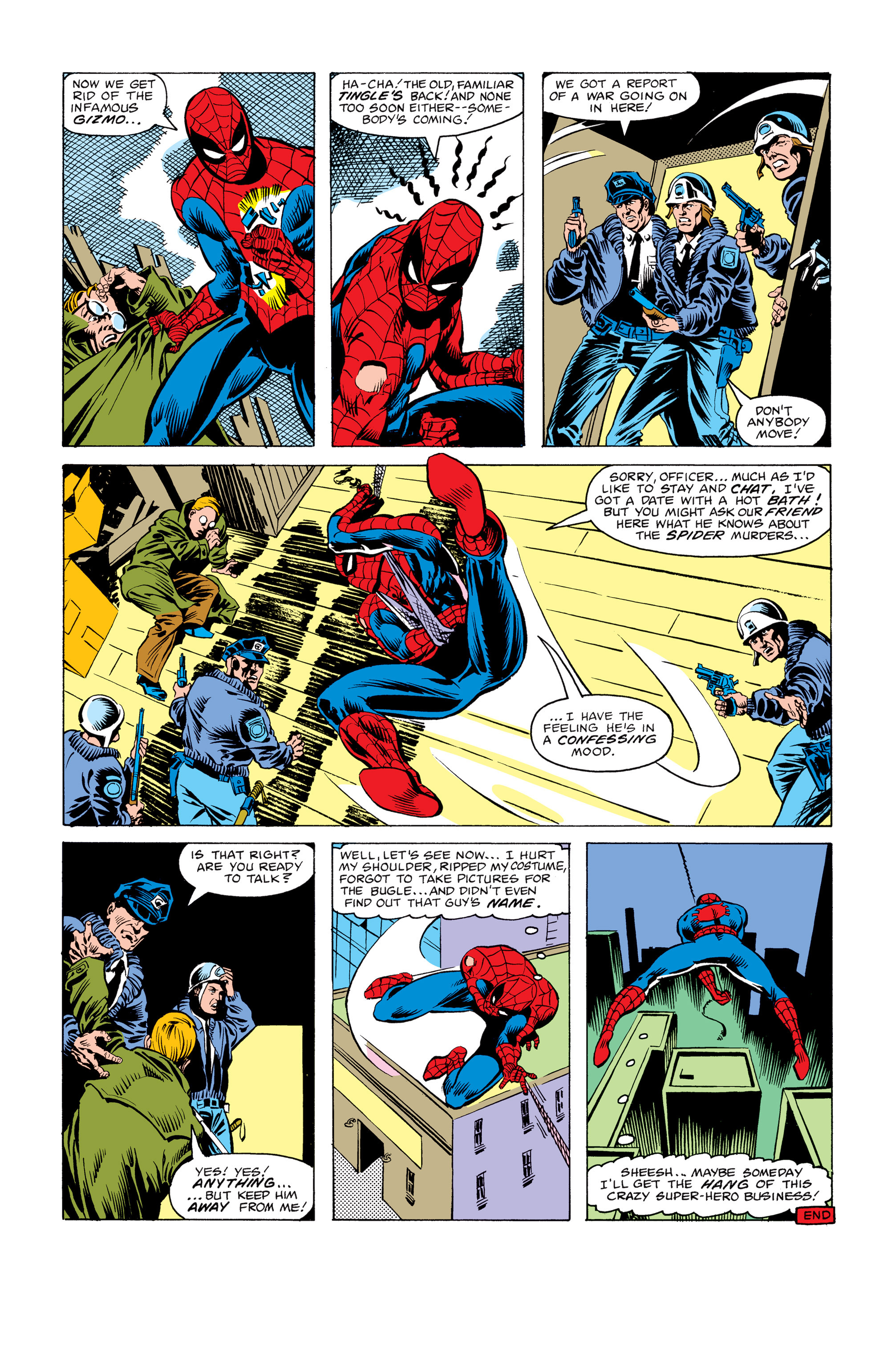The Amazing Spider-Man (1963) 228 Page 22