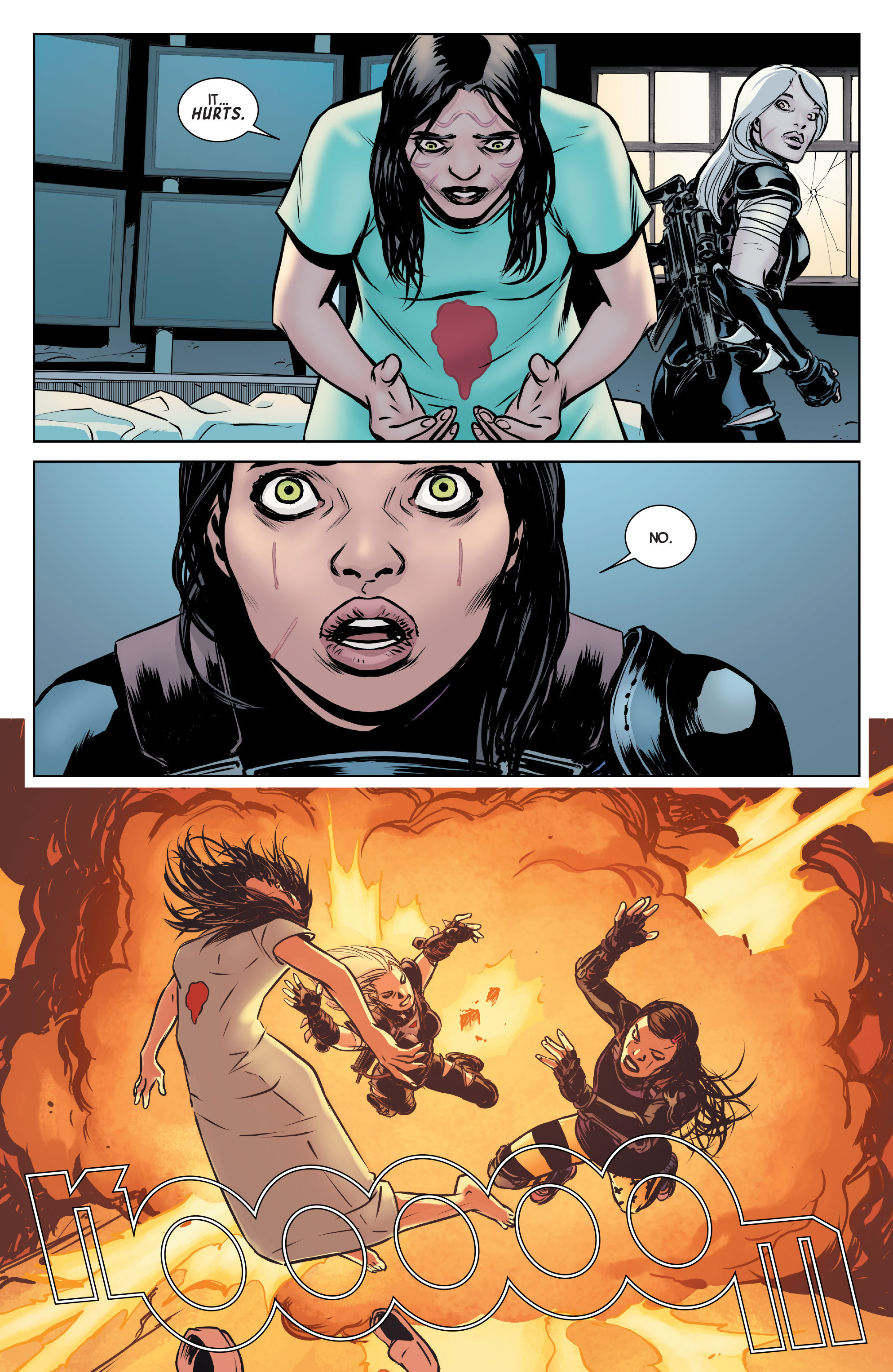Read online All-New Wolverine (2016) comic -  Issue #5 - 14