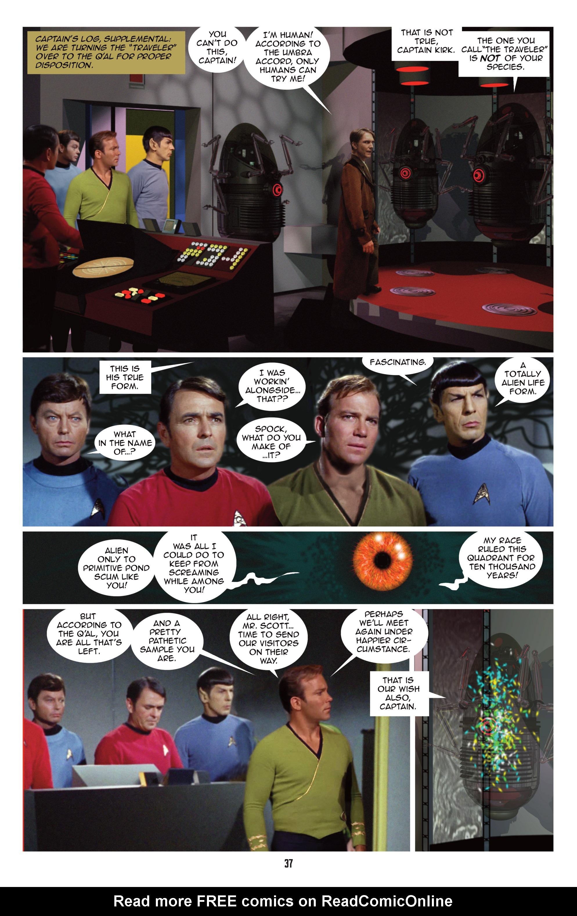Read online Star Trek: New Visions comic -  Issue #15 - 39
