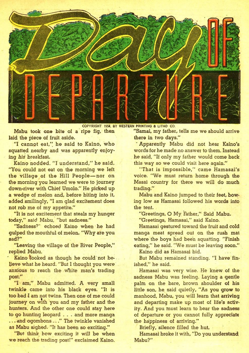 Tarzan (1948) issue 55 - Page 42
