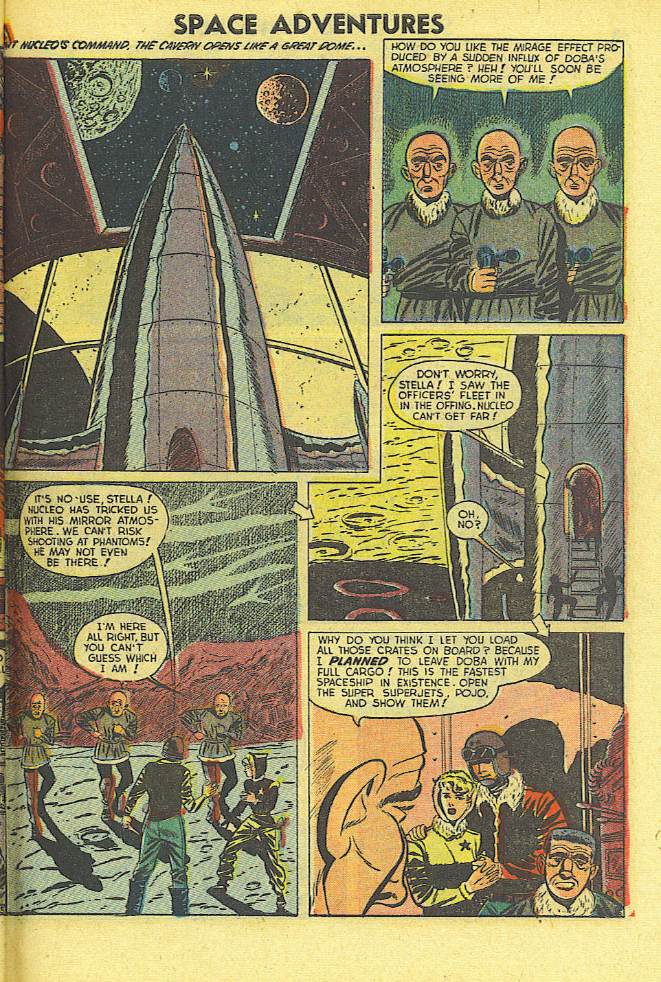 Space Adventures (1952) issue 4 - Page 24