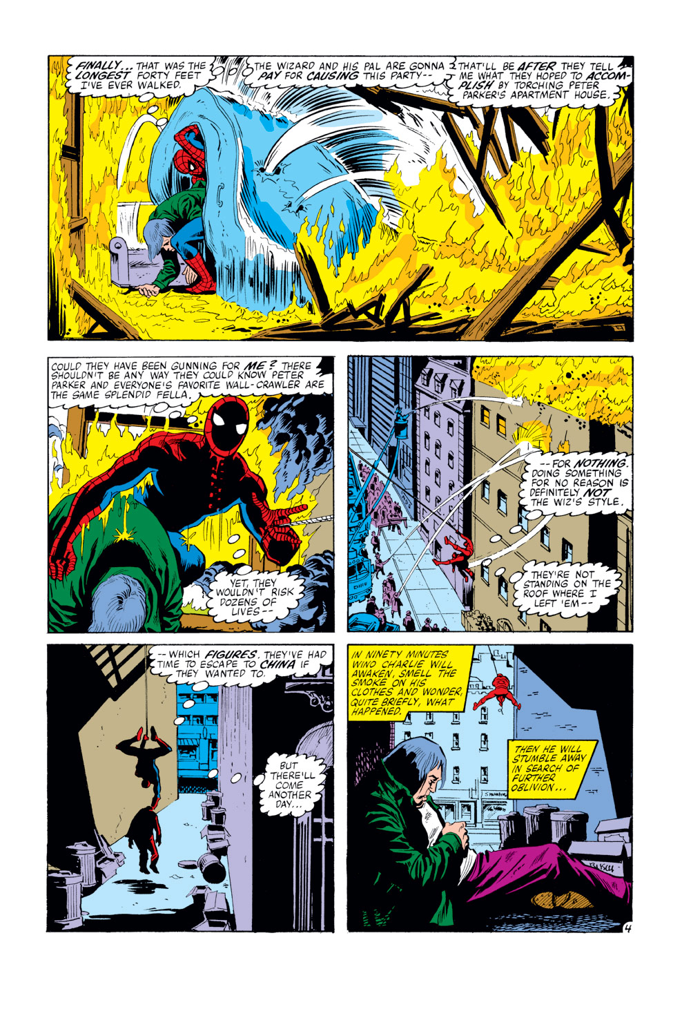 The Amazing Spider-Man (1963) 214 Page 4