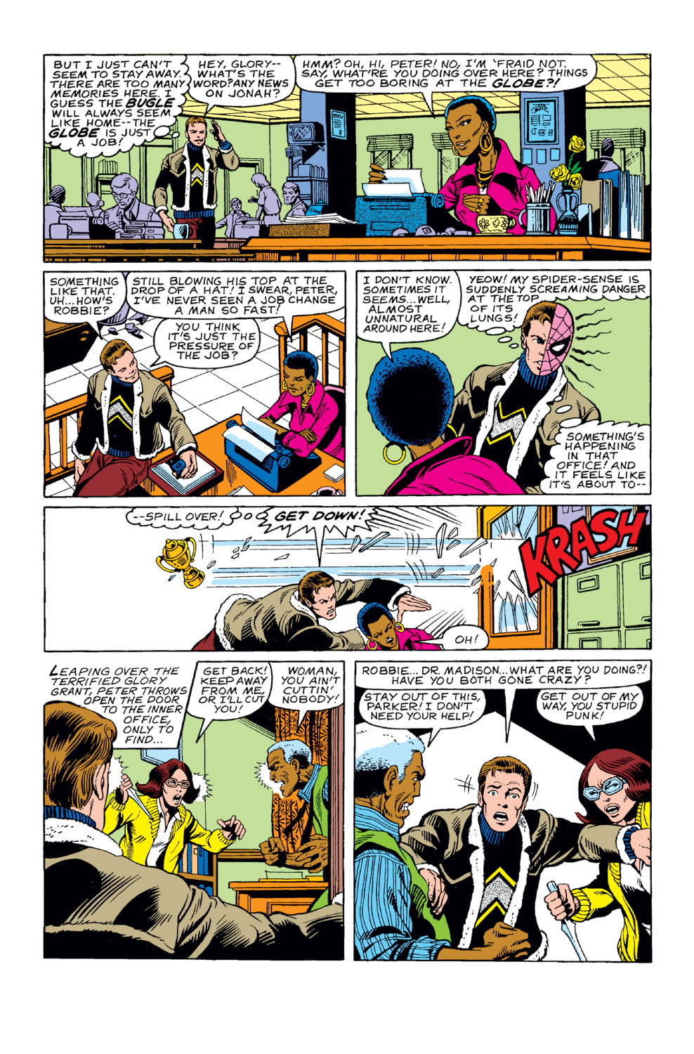 The Amazing Spider-Man (1963) 206 Page 6