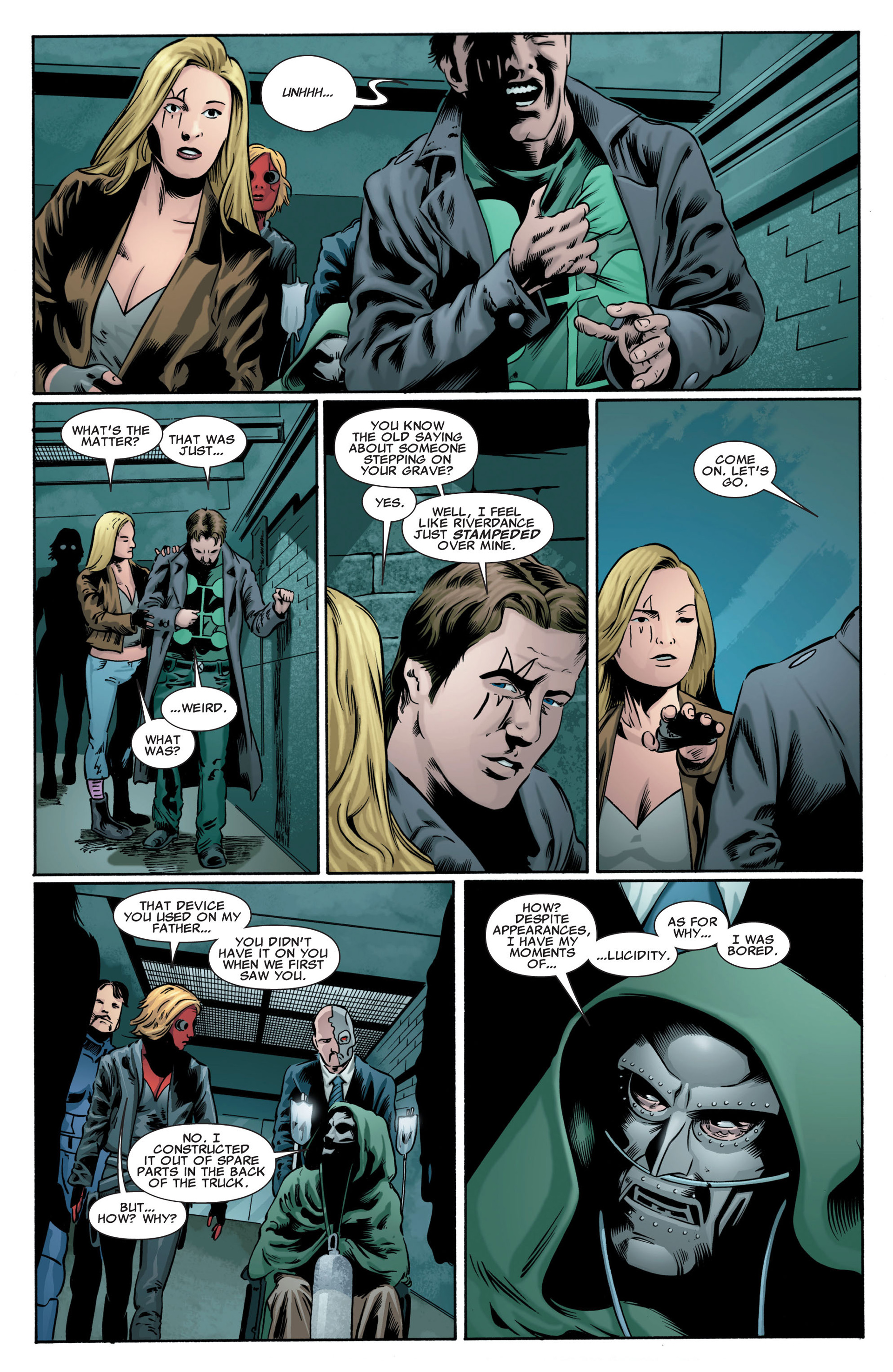 Read online X-Factor (2006) comic -  Issue #48 - 18