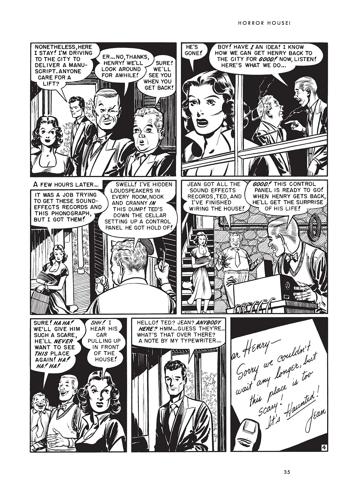 Read online Voodoo Vengeance and Other Stories comic -  Issue # TPB (Part 1) - 52