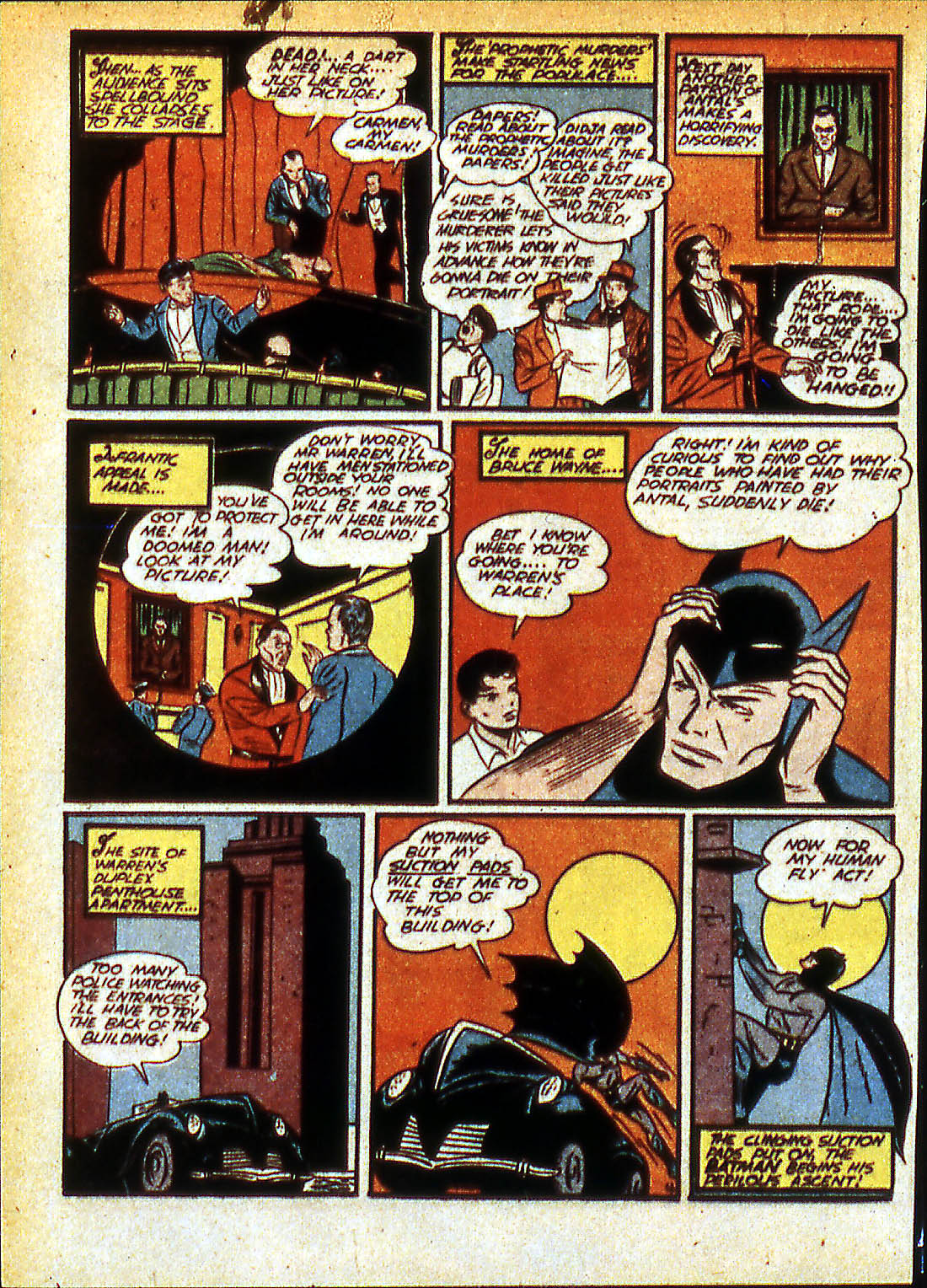 Read online Detective Comics (1937) comic -  Issue #42 - 6
