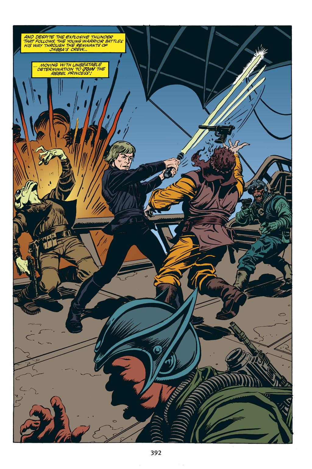 Read online Star Wars Omnibus comic -  Issue # Vol. 18.5 - 110