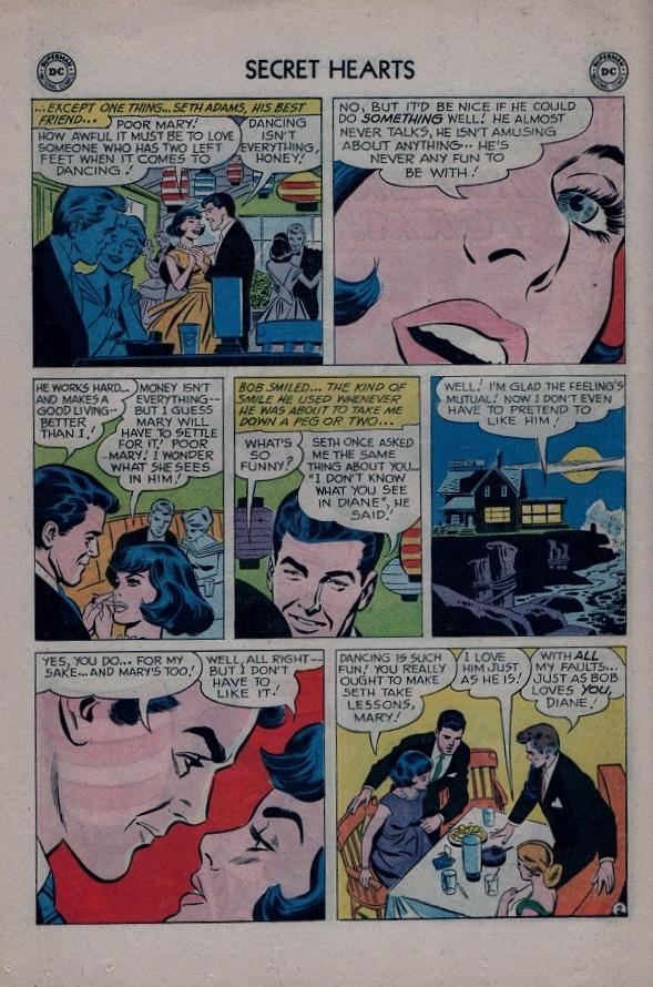 Read online Secret Hearts comic -  Issue #79 - 12