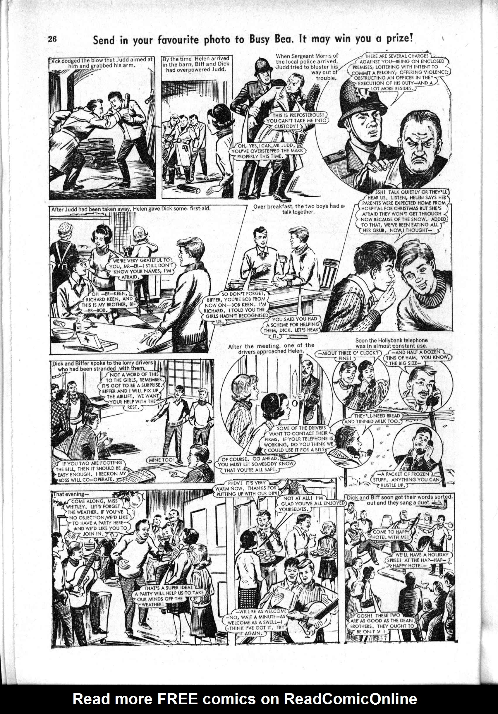 Read online Judy comic -  Issue #190 - 26