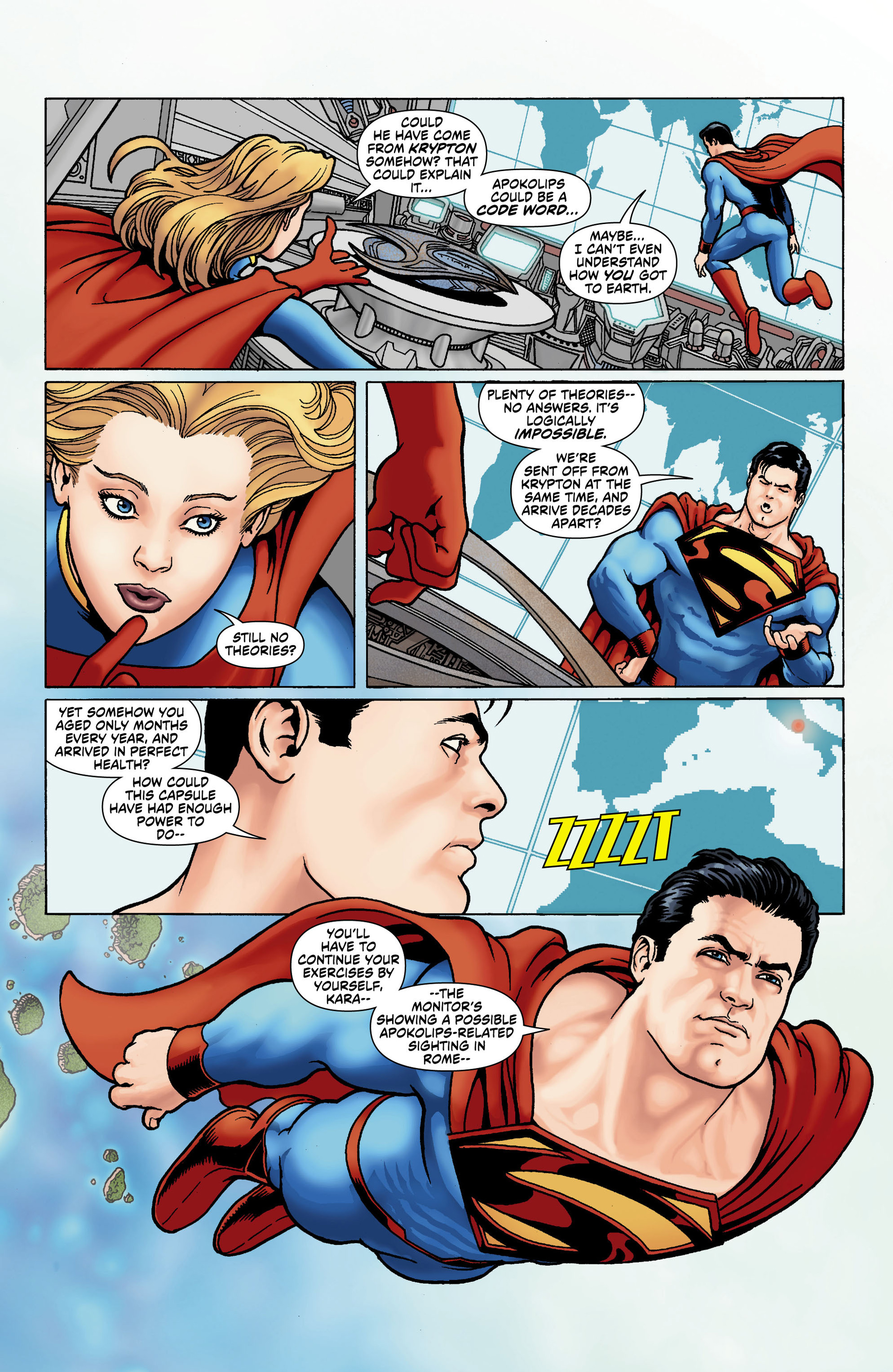 Read online Worlds' Finest comic -  Issue #0 - 12