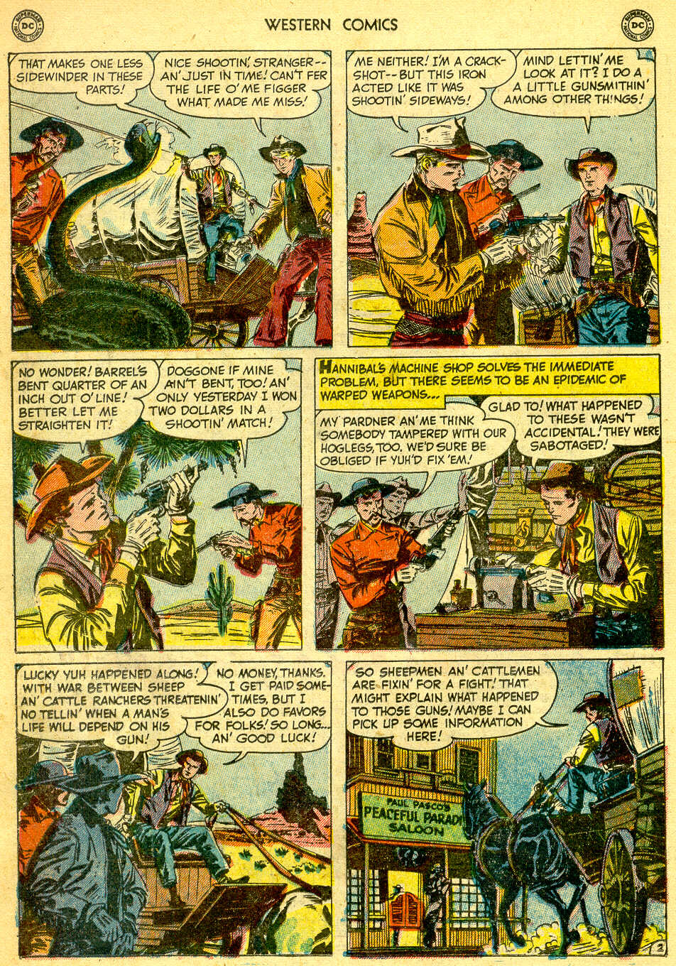 Western Comics issue 18 - Page 26