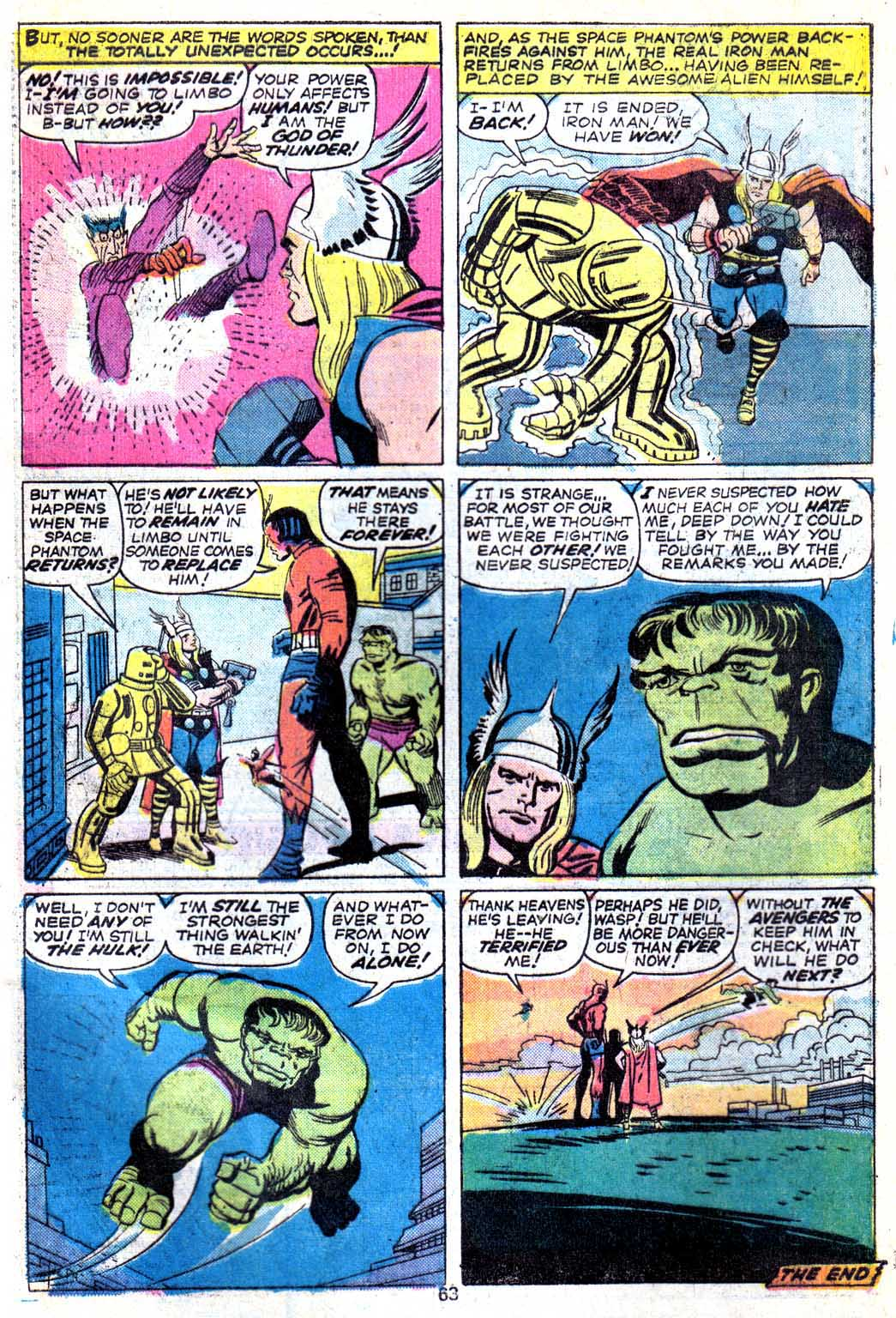 Giant-Size Avengers (1974) issue 3 - Page 65