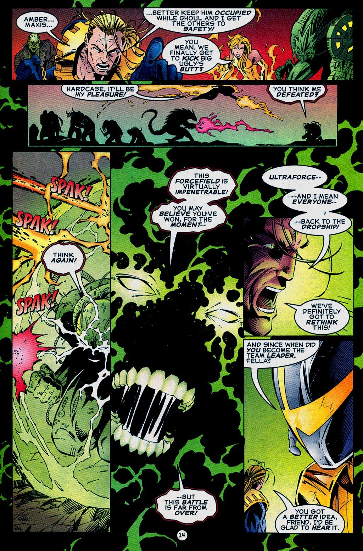 Read online UltraForce (1995) comic -  Issue #15 - 15