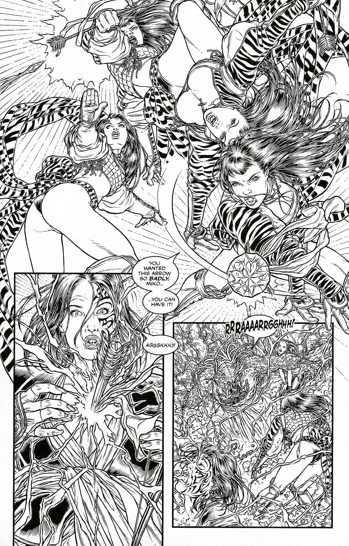 Read online Shi: Pandora's Box comic -  Issue #1 - 23