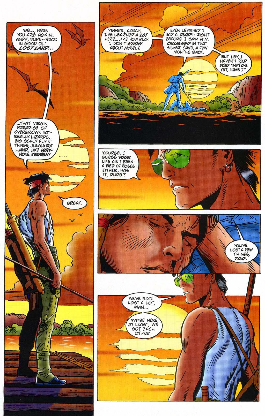 Read online Turok, Dinosaur Hunter (1993) comic -  Issue #45 - 10