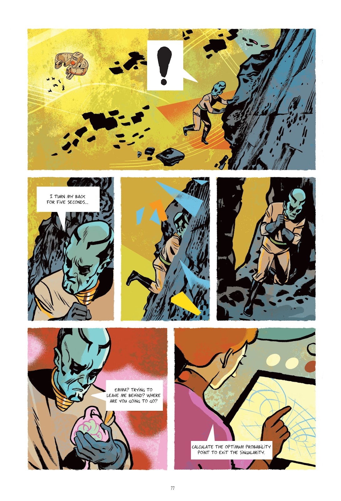 Read online Infinity 8 comic -  Issue # _TPB 3 - 77