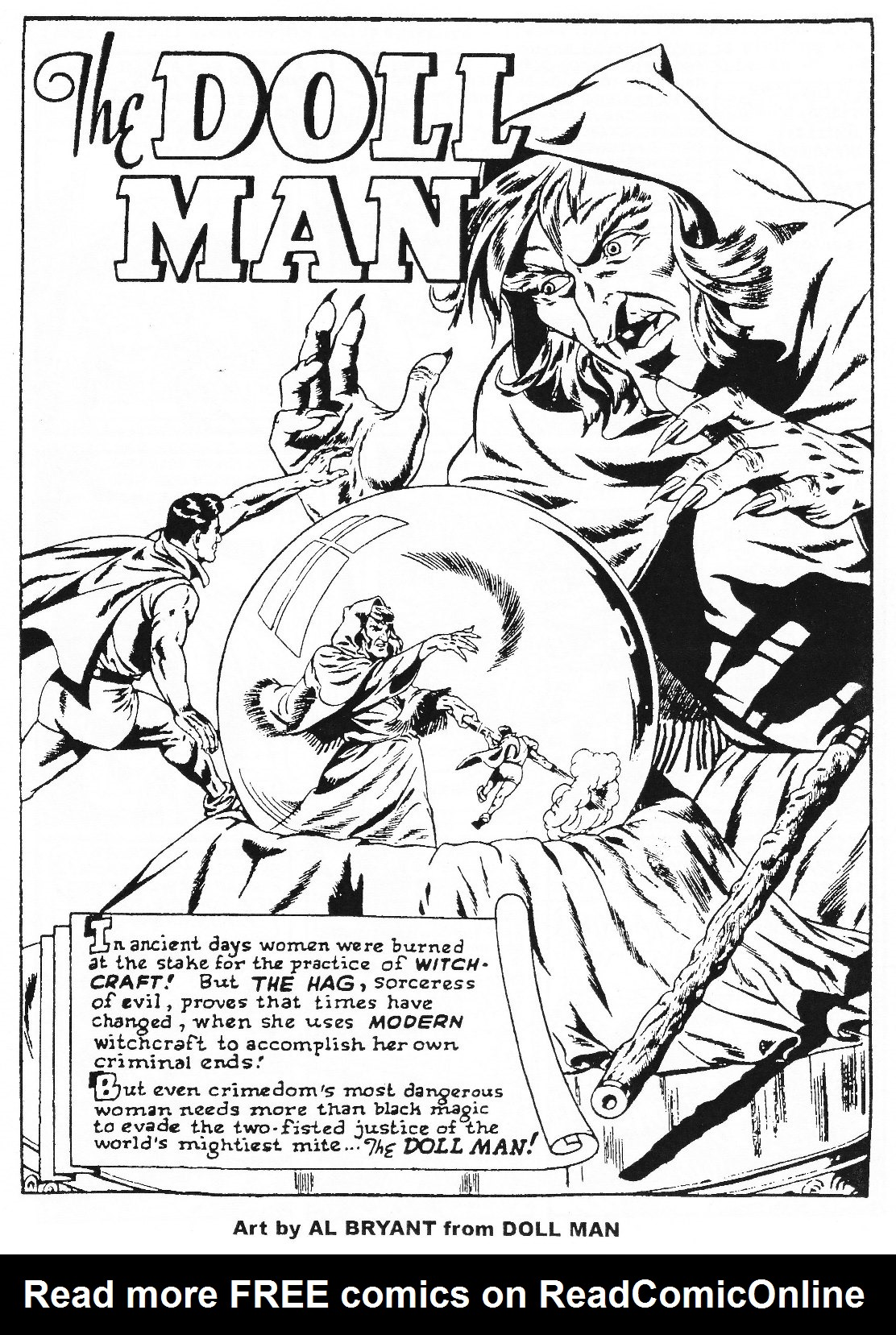 Read online Men of Mystery Comics comic -  Issue #72 - 15