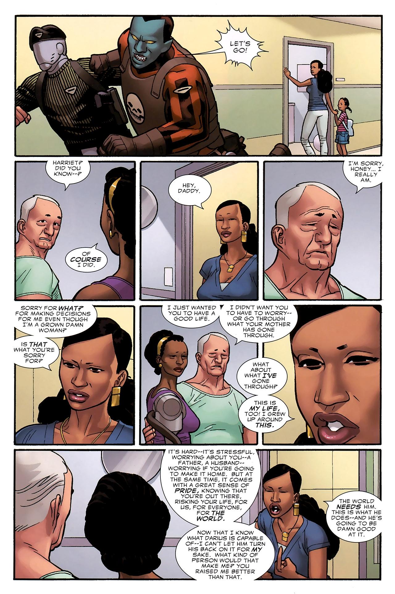 Read online Destroyer comic -  Issue #5 - 19