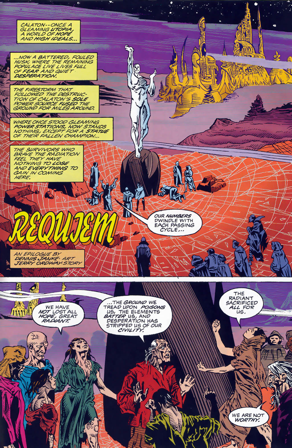 Read online Doomsday Annual comic -  Issue # Full - 45