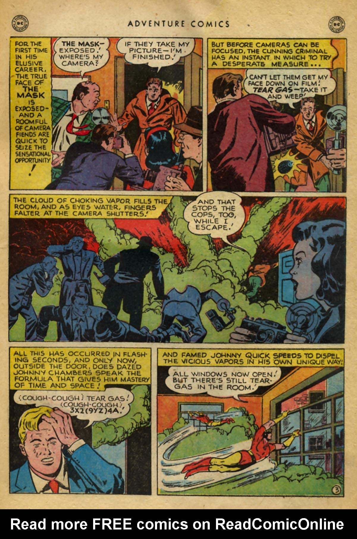 Read online Adventure Comics (1938) comic -  Issue #141 - 43