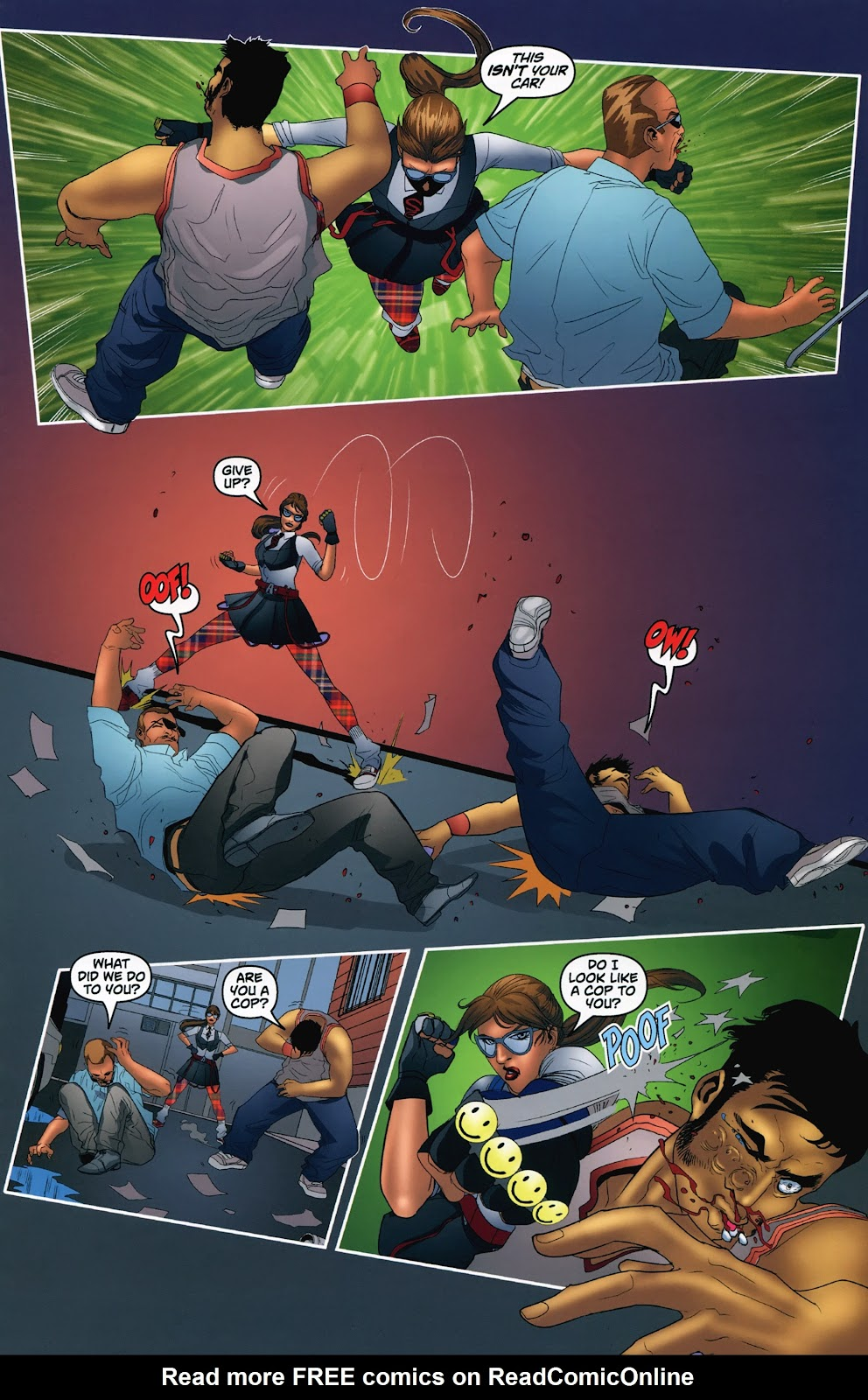 Read online Critter (2012) comic -  Issue #10 - 12